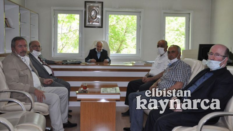 Zülkadiroğlu ve Karaman'dan gazetemize ziyaret