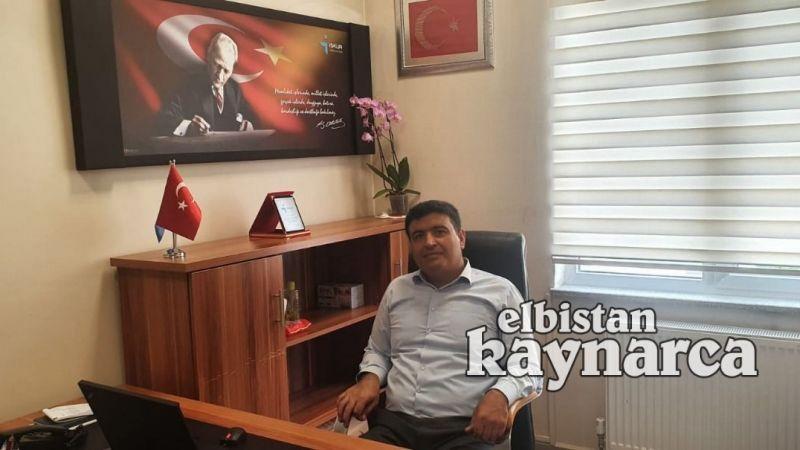 İŞKUR Elbistan Hizmet Merkezi Müdürlüğü'ne Savaş Kurt atandı
