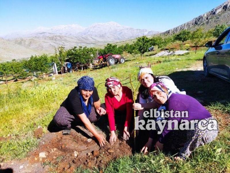 Gönüllü kadınlara 'toprağın dilini' öğrettiler