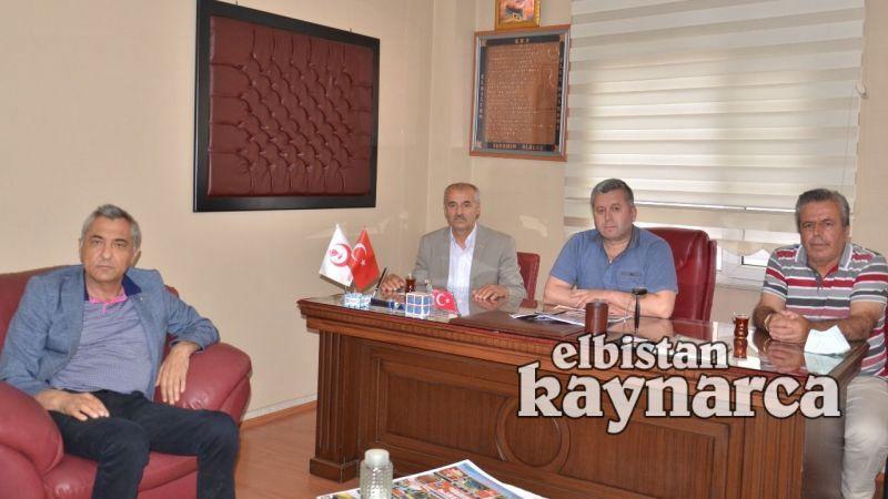 BBP Genel Başkan Yardımcısı Yardımcıoğlu'ndan ziyaret