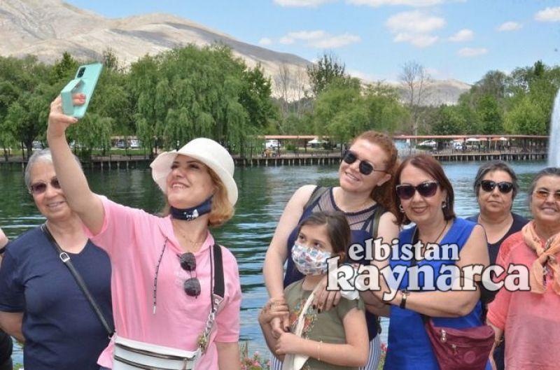 Yerli turist kafilelerinin GAP turundaki yeni rotası Pınarbaşı oldu