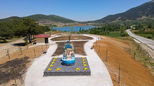 Çerkes Sürgünü Anıtı ve Meydanı törenle açıldı