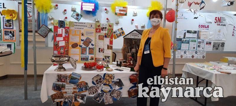 Kahramanmaraş'ın proje standına büyük ilgi
