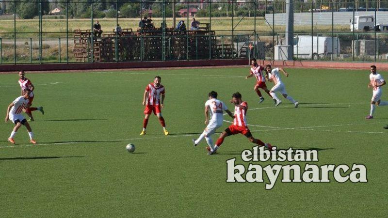 Elbistanspor, grup lideri ile oynadığı maçtan puan çıkaramadı