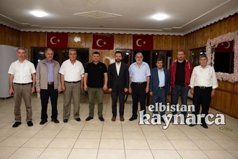 Başkan Gürbüz'den oda başkanları ile kent ekonomisi toplantısı