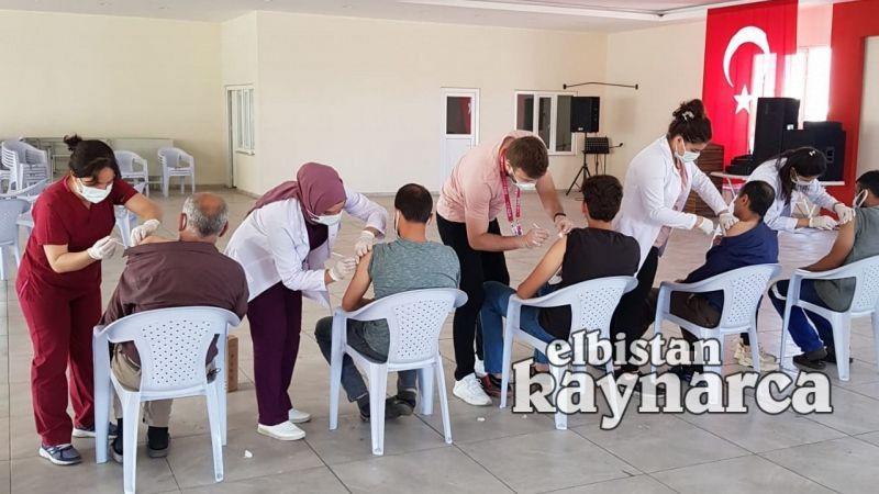 Başkan Paksoy'dan esnaflara aşı çağrısı