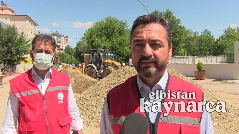 Başkan Gürbüz'den asfalt ve altyapı çalışmaları açıklaması