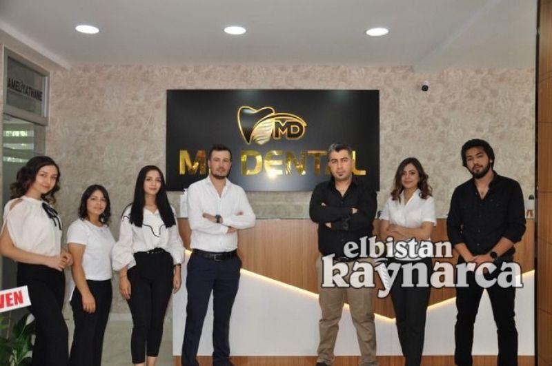 MD Dental Group törenle hizmete açıldı