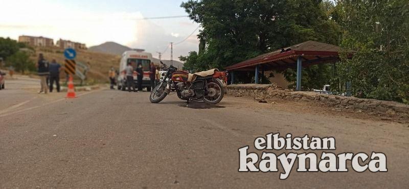 Freni tutmayan sepetli motosiklet duvara çarptı: 1 ölü 2 ağır yaralı