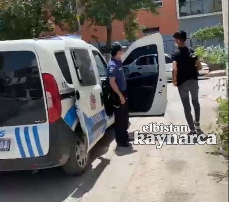 Polis sınava giren adaylar için seferber oldu