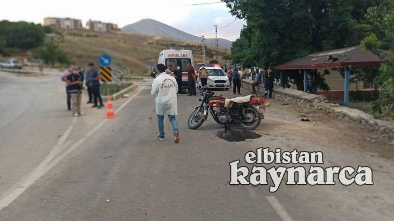 Ekinözü'ndeki kazada motosiklet sürücüsü de hayatını kaybetti