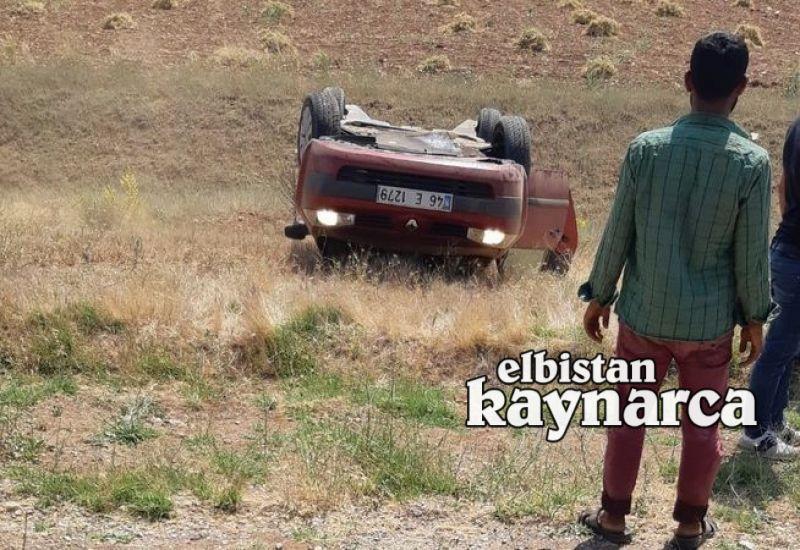 Elbistan, Nurhak ve Edebiyat Yolu'nda 3 ayrı kaza