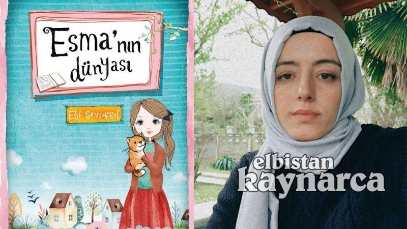 Elbistanlı genç yazarın ilk kitabı okuyucu ile buluştu