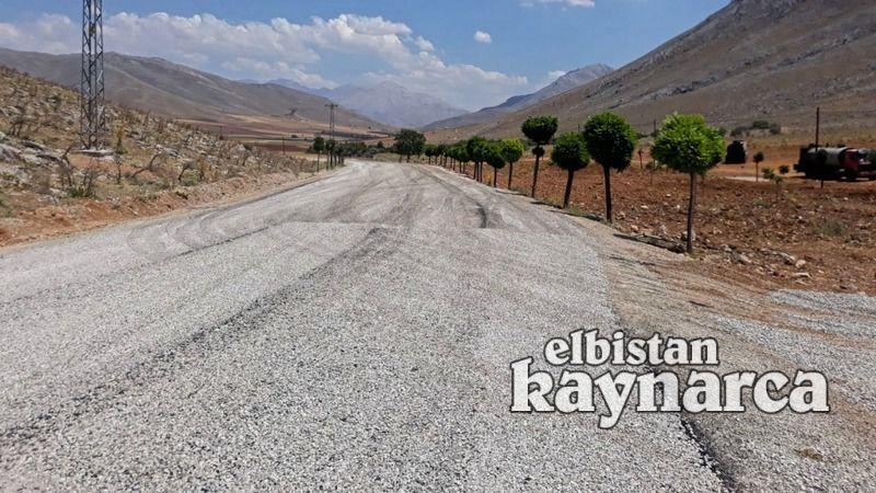 Güblüce Mahallesi'nde asfalt çalışması tamamlandı