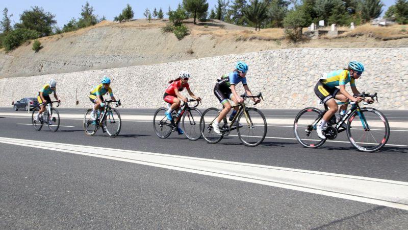 """""""Uluslararası Kahramanmaraş Edebiyat Yolu Bisiklet Yarışı"""" başladı"""
