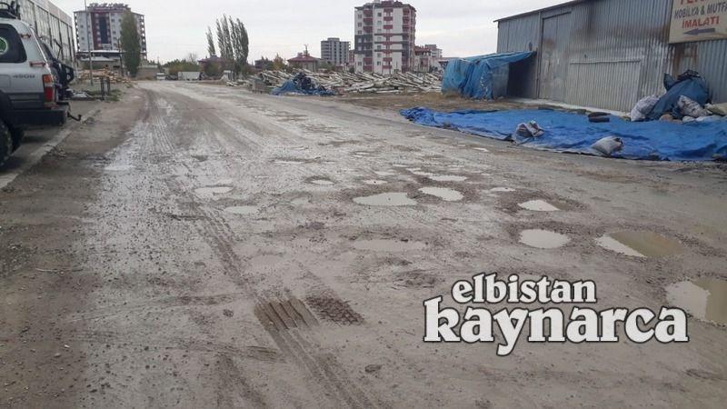Alternatif bloklardaki esnaflardan asfalt talebi
