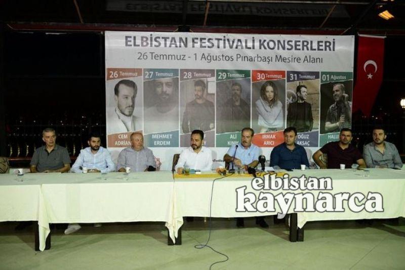 """Başkan Gürbüz: """"Festival boyunca 350 bin kişiyi misafir edeceğiz"""""""