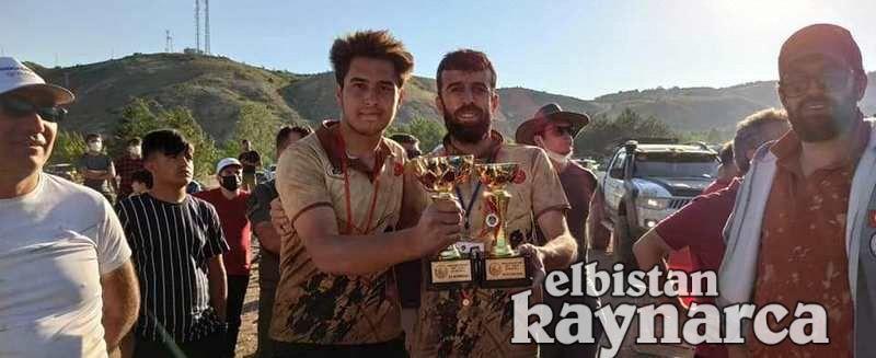 ELOFF, Sivas yarışlarından 2 kupayla döndü