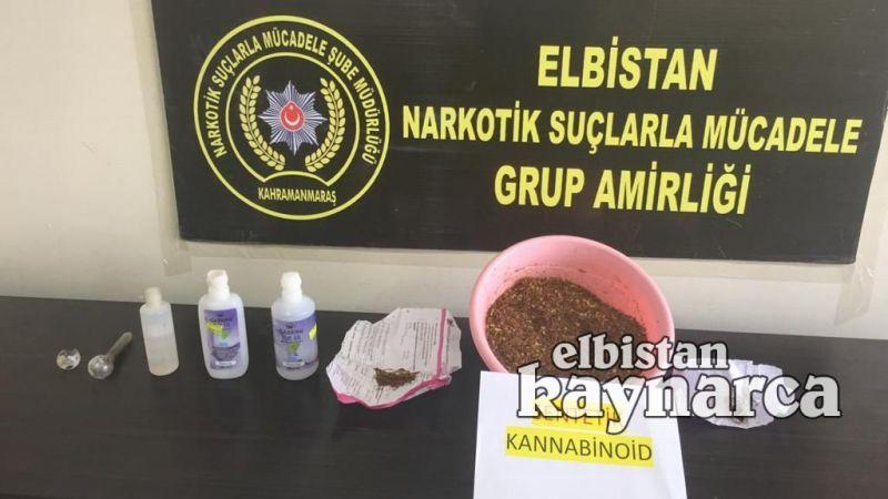 Polisten uyuşturucuya bir darbe daha: 1 zehir taciri tutuklandı