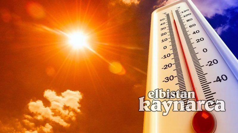 Kavurucu sıcaklıklar geliyor 39 dereceyi göreceğiz