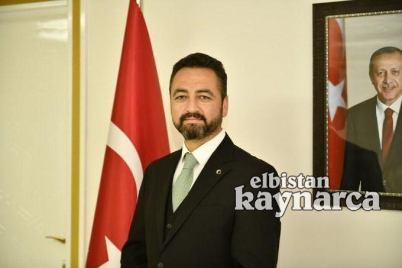 Başkan Gürbüz'den bayram mesajı