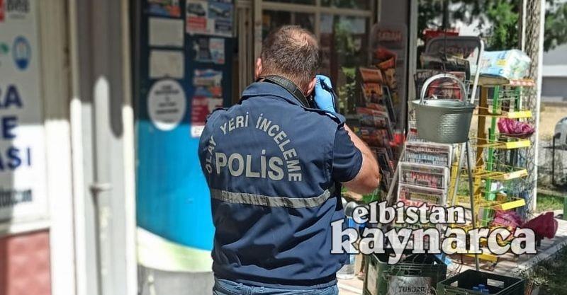 Bakkalda silahlı saldırı: 1 yaralı