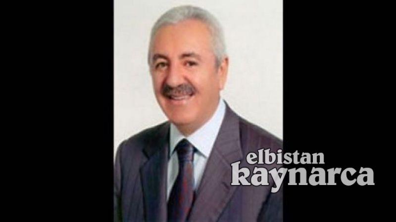 Afşinli eski milletvekili hayatını kaybetti