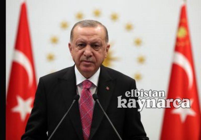 Cumhurbaşkanı Erdoğan'ın Kahramanmaraş programı ertelendi