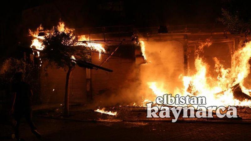 Yangından etkilenen 5 il 'Genel Hayata Etkili Afet Bölgesi' ilan edildi