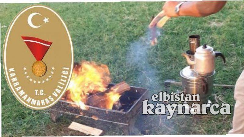 Pınarbaşı'nda mangal ve semaver yasağı devam edecek