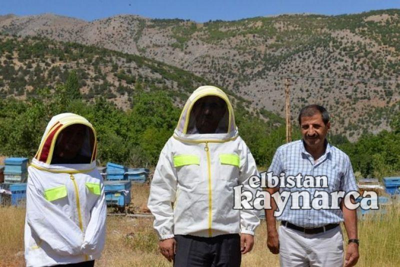 Hibe desteği alan arıcılara ödemeler yapılıyor