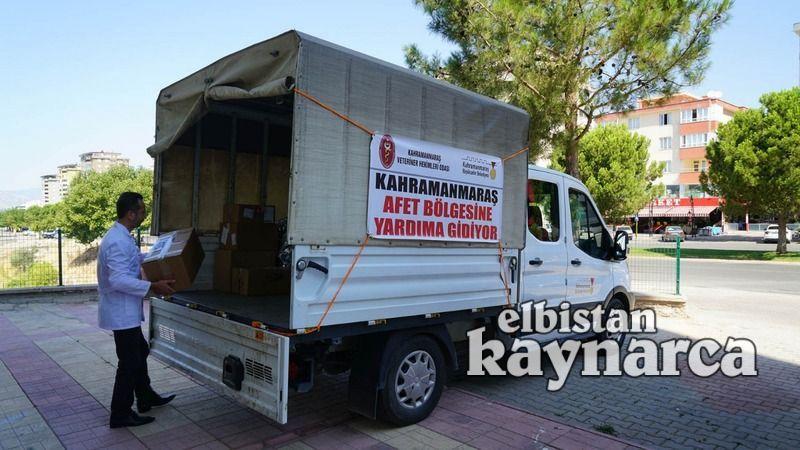 Büyükşehir'den yangın bölgesi için anlamlı destek