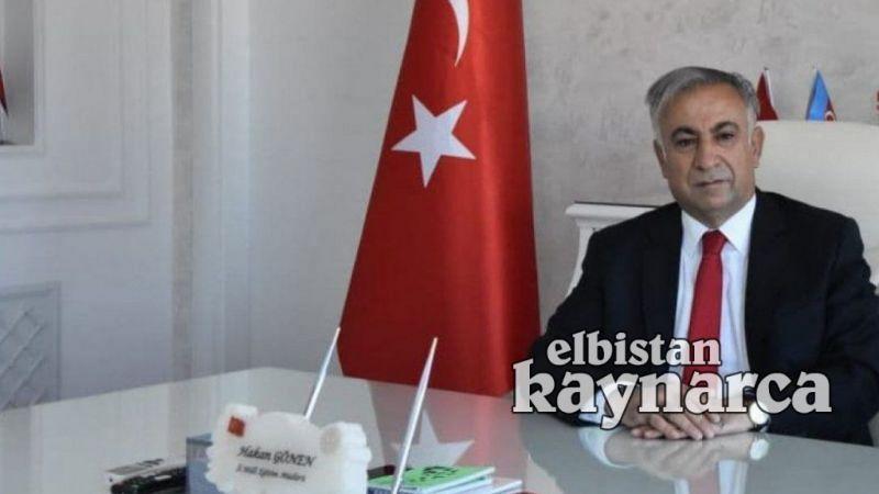 Adıyaman'a Elbistanlı Milli Eğitim Müdürü atandı