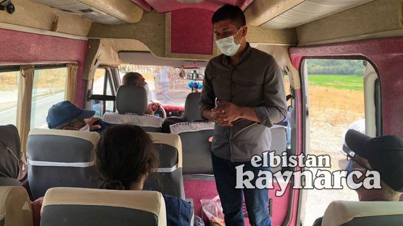 Jandarma trafikten yolcu otobüslerinde sivil denetim