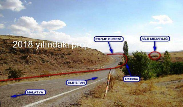 Elbistan'ın doğuya açılan kapısına 600 milyon liralık duble yol yatırımı