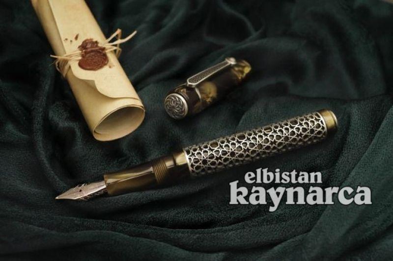 'Efsus-Eshab-ı Kehf' kalemi ABD'deki fuarda görücüye çıktı