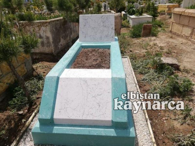 Bölgede bir ilk olan fiberglas mezarlara 100 yıl garanti