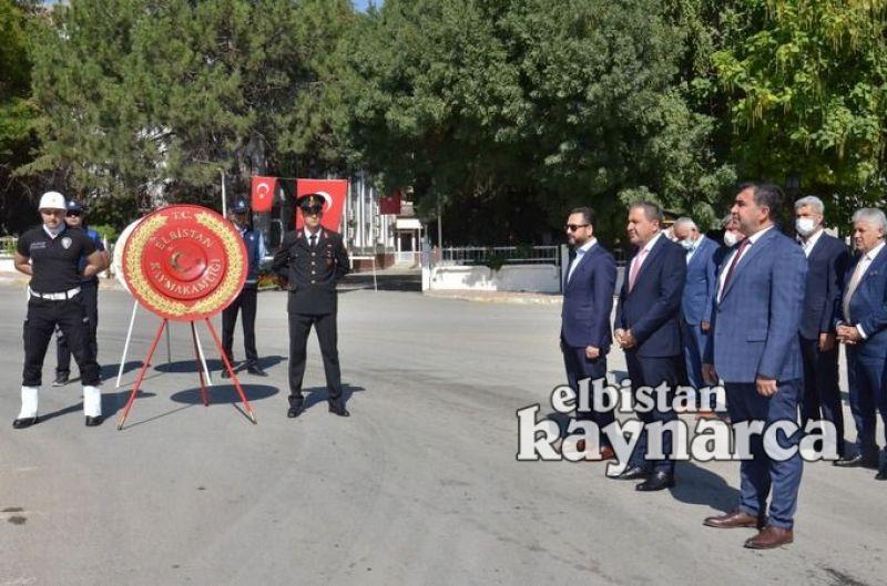 Büyük Zafer'in 99.yıldönümü törenle kutlandı