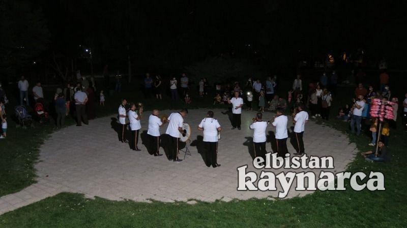 Açık Hava Etkinliği, Pınarbaşı'nda düzenlendi