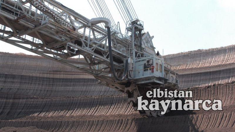 Elbistan'da bir kömür sahasının ruhsatına daha onay çıktı