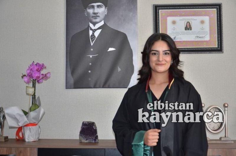 Avukat Zeynep Kılıç, hukuk bürosunu törenle açtı