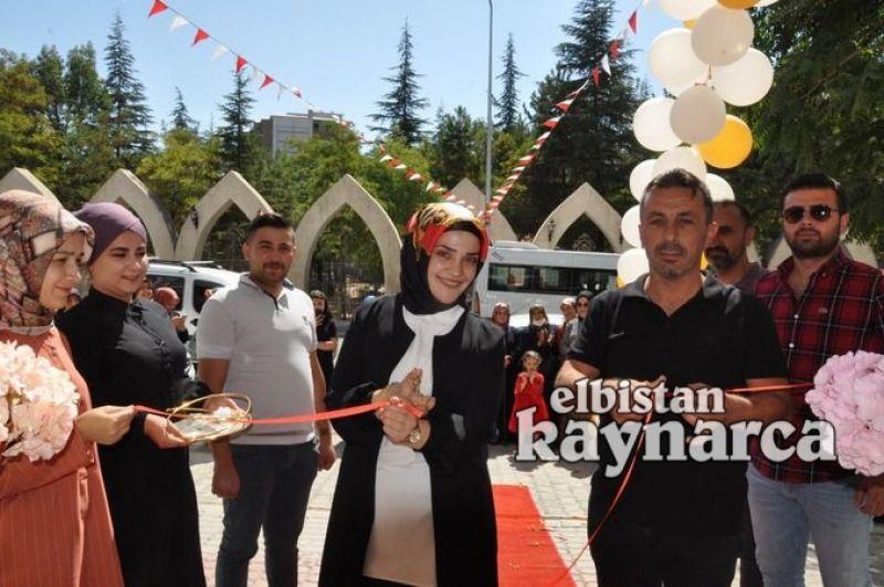 Saloon Mevaa törenle hizmete açıldı