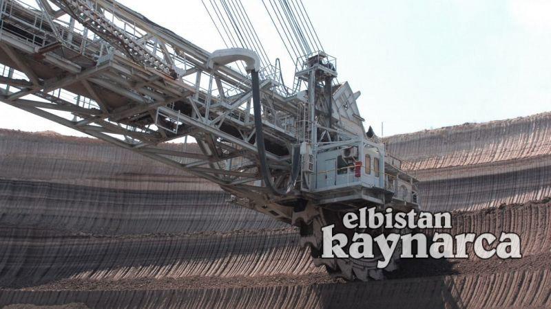 Afşin'de şahsa ait kömür sahasıyla ilgili karar yayımlandı