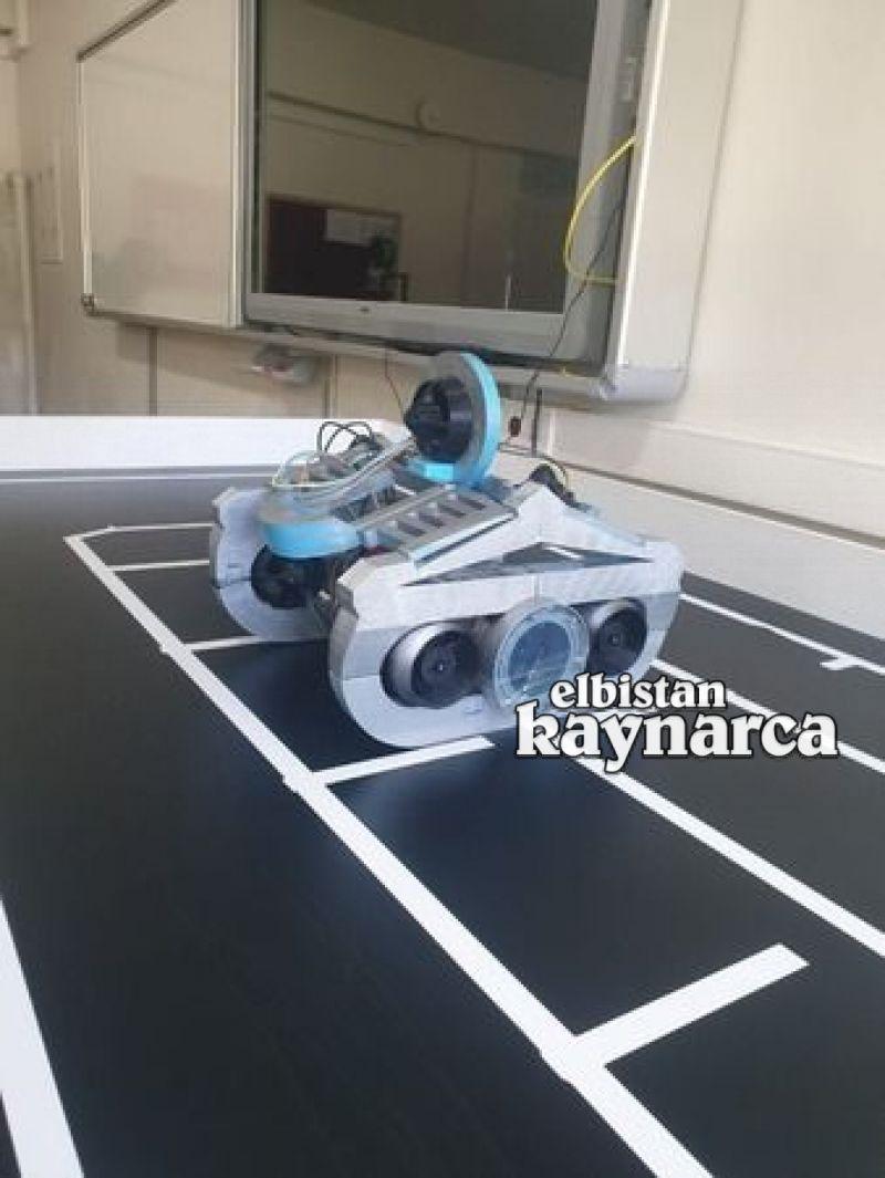 BİLSEM'in su altı robotu TEKNOFEST'te finale kaldı