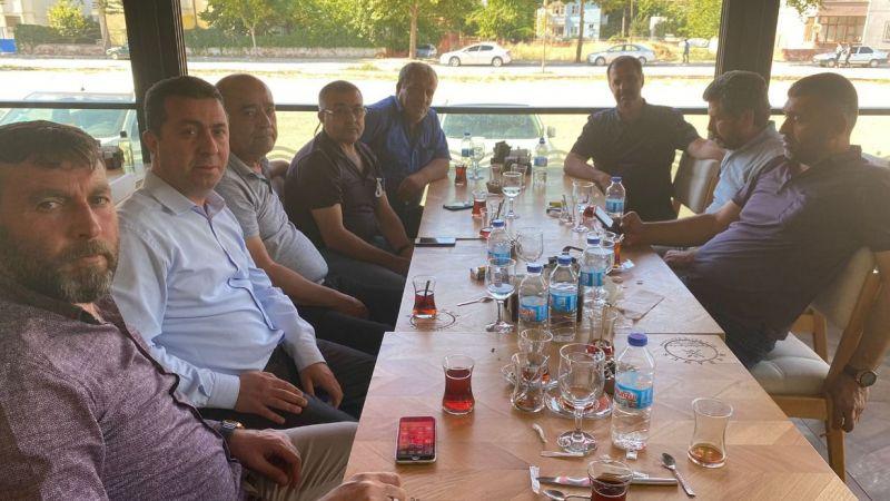 Burhan Zedeli, Bakkallar Odası için başkan adaylığını açıkladı