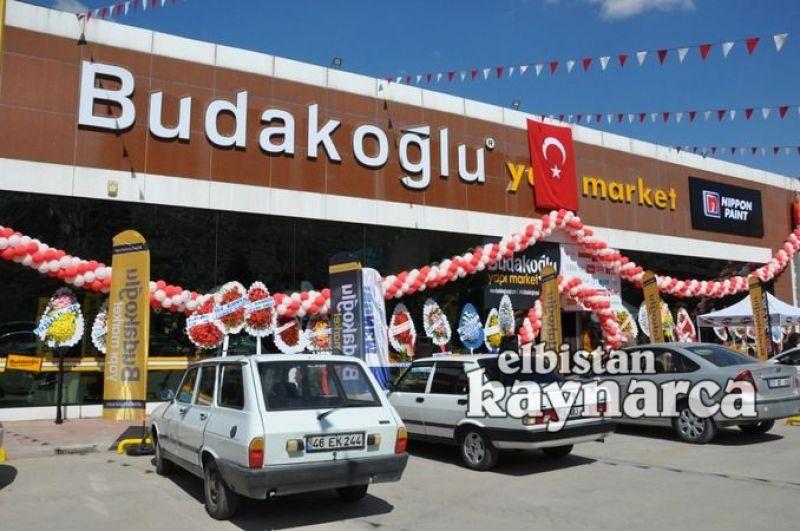 Budakoğu Yapı Market görkemli bir törenle açıldı