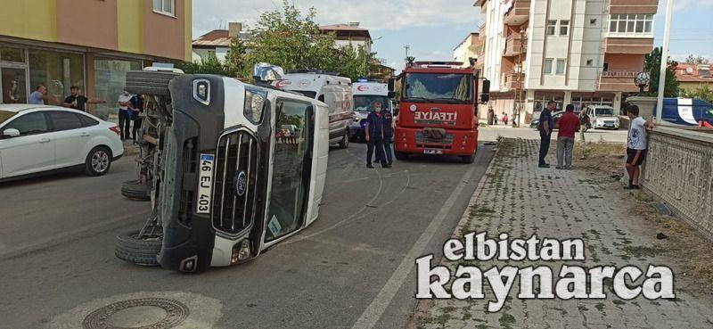 'Önlem alınmalı' denilen kavşakta kaza: 3 yaralı