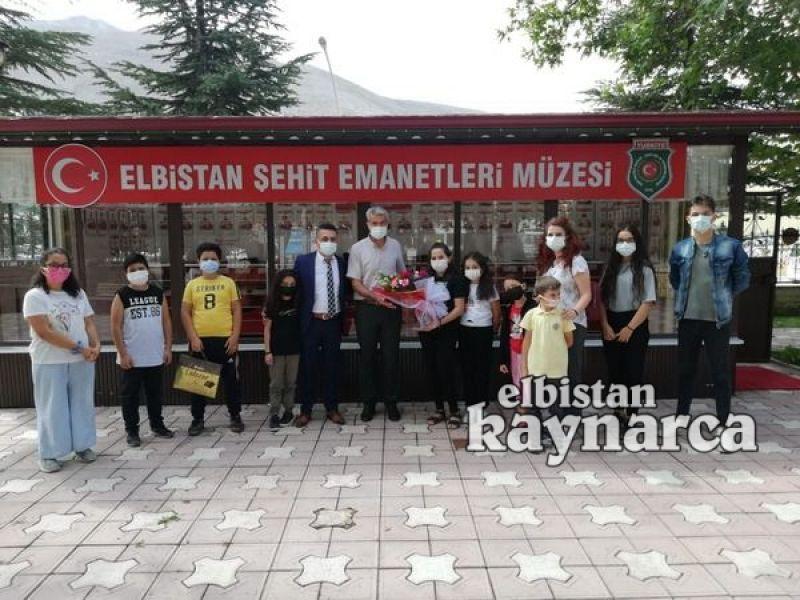 Şehit Emanetleri Müzesi'ne ziyaretçi akını