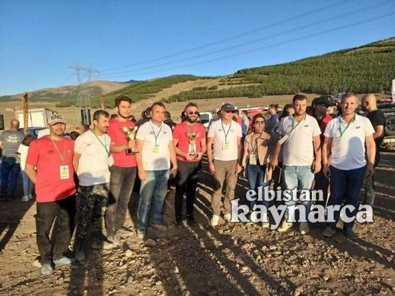 ELOFF, Erzurum'dan 2 kupayla döndü