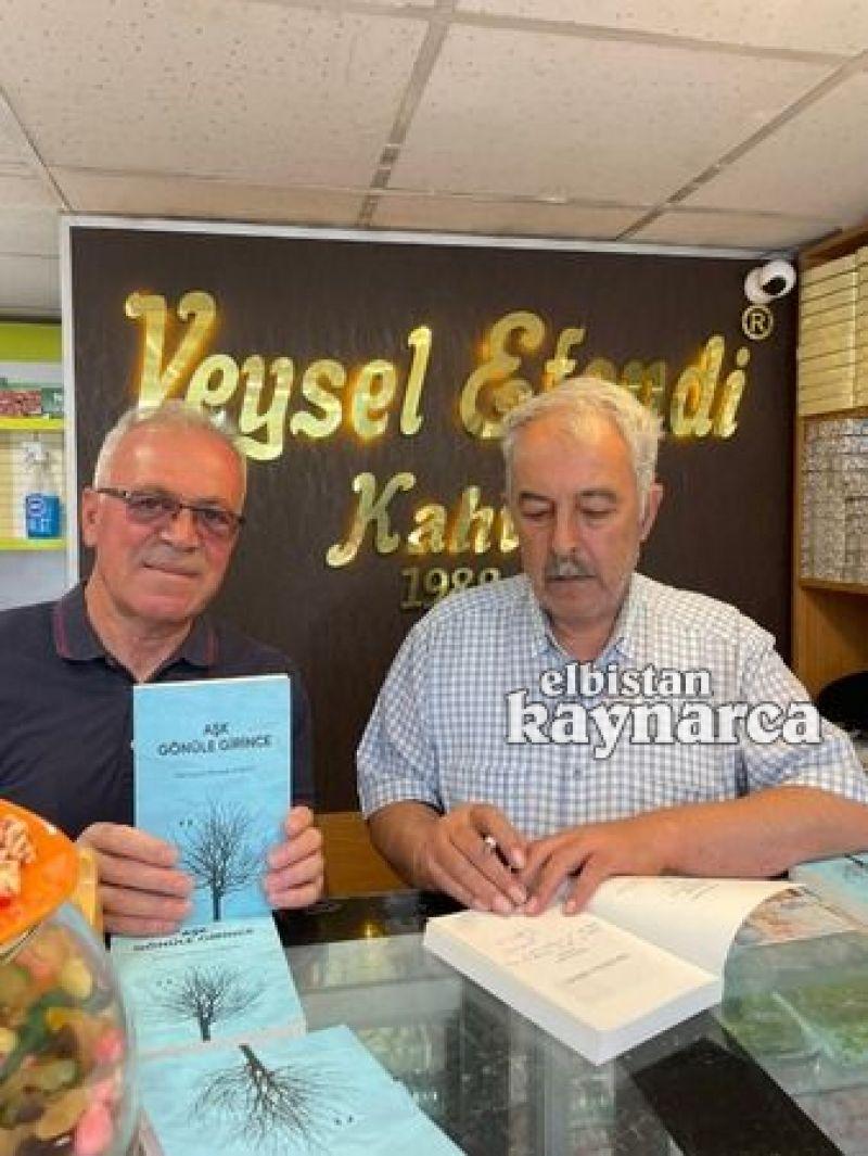 Afrin Marşı'nın yazarı Ramazan Pamuk'un ilk kitabı yayımladı